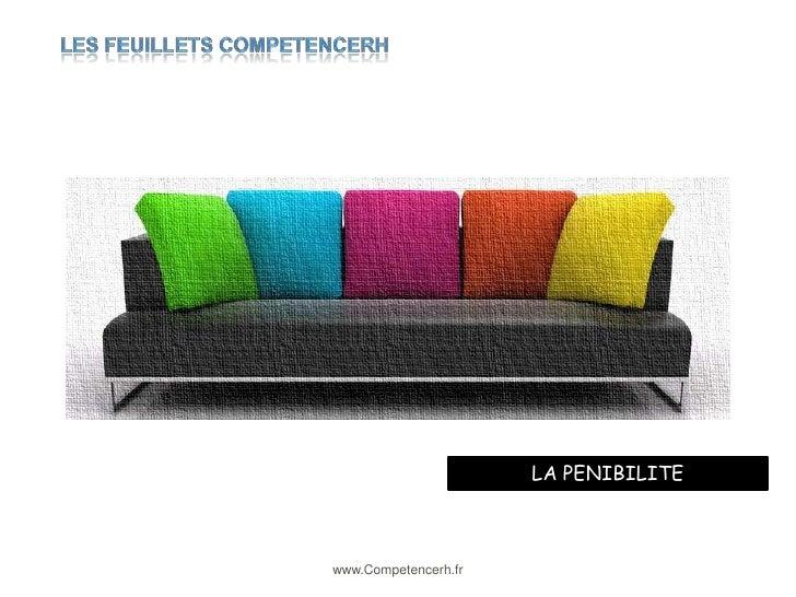 LA PENIBILITEwww.Competencerh.fr