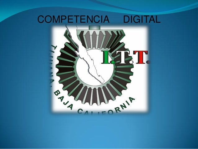 Competencia digital pdf