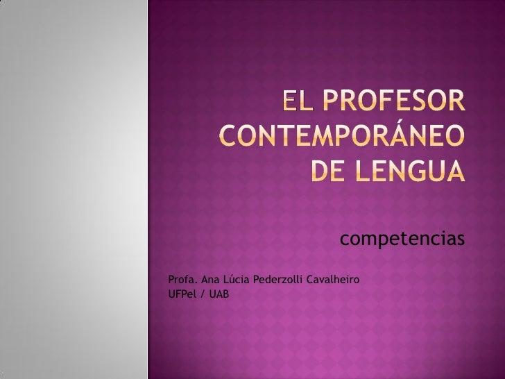Competencia Prof
