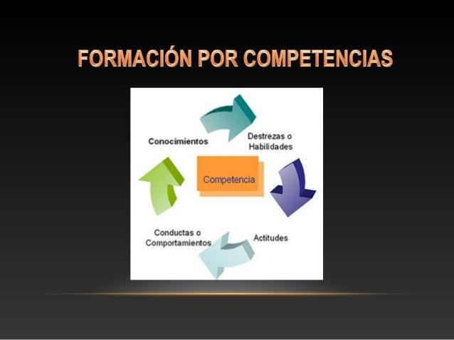 Competencias - Generalidades
