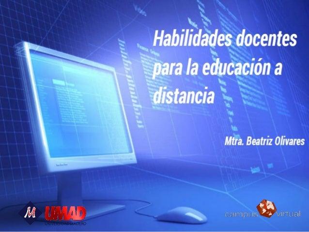 Competencias docente digital
