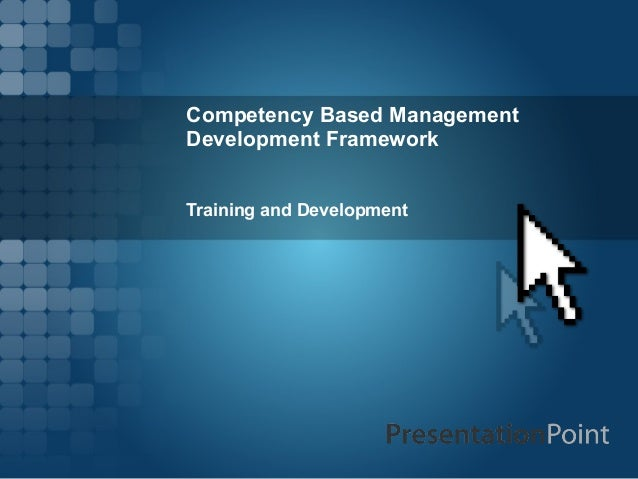 Competency model ver 2  210109