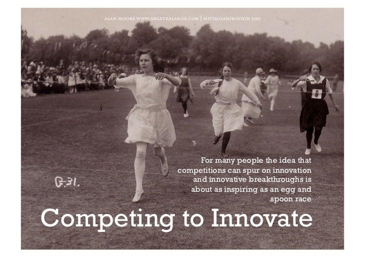Compete to innovate smlxl