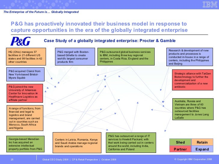 globally integrated enterprise Ibm global business services strategy and change datasheet globally integrated enterprise assessment globalization and technology advancements have changed the.