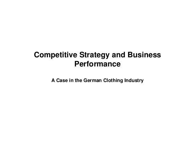 competitive strategy and the industry Porter's five forces of competition can be used to analyze the competitive structure of an industry that influence and shape profit potential.