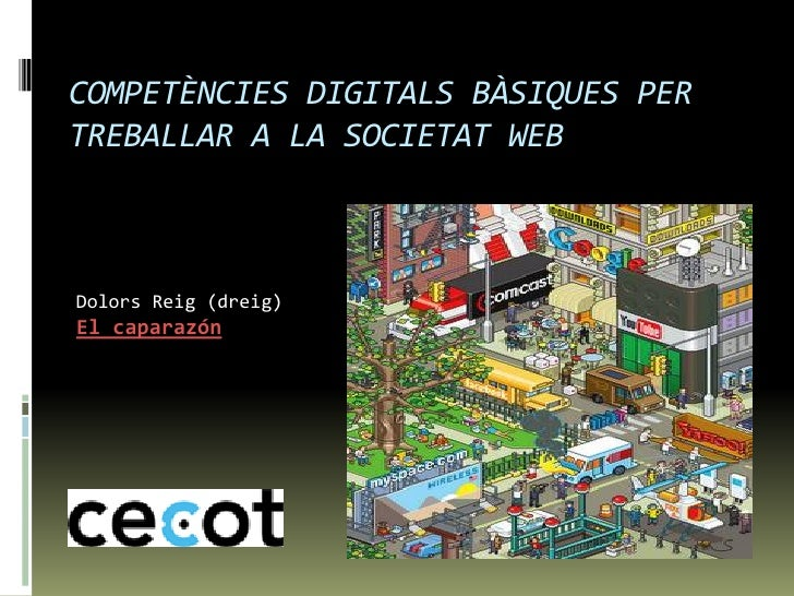 Competencies Digitals Cecot