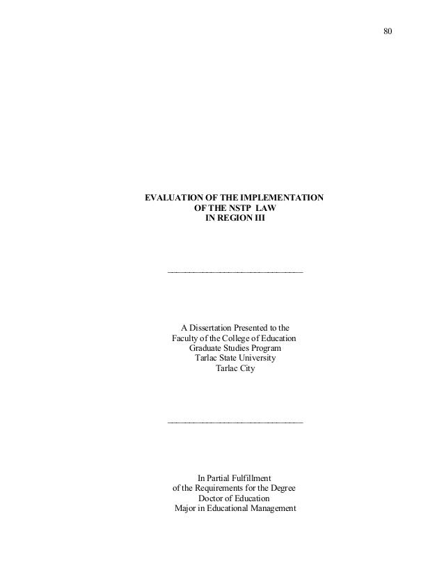 Thesis Information | Institute of Islamic Studies - McGill University