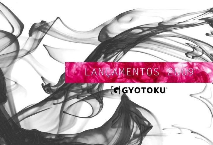 Vinheta Lançamentos Gyotoku 2009