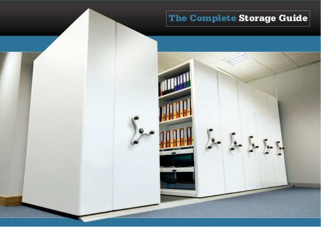 The Complete Storage Guide