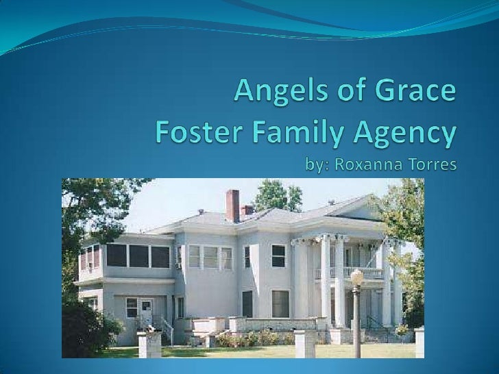 Angels of Grace Foster Family Agency