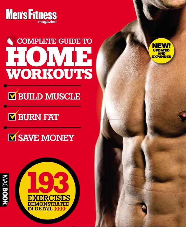 BUILD MUSCLE BURN FAT SAVE MONEY magazine EXERCISES DEMONSTRATED IN DETAIL >>>> 193 WORKOUTS COMPLETE GUIDE TO HOME magazi...