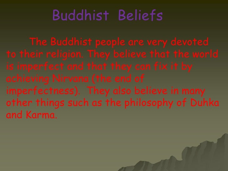 an analysis of the beliefs in the religion of buddhism Buddhism vs christianity 2 the ethical and moral codes of christianity are comparable to buddhist beliefs in essence because the morals of the religion are similar buddhism beliefs of salvation rely on personal growth and freeing oneself from all yearnings.