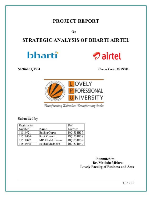 pest analysis on bharti airtel View suraj rao's profile on  currently associated with bharti airtel ltd,  deep cleaning and pest control services and like in ncr shall be soon.