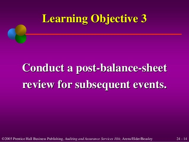 audit invoice and balance sheet date Analytical procedures performed in the final review stage of an audit generally would include: a reassessing the factors that assisted the auditor in deciding on preliminary materiality levels and audit  payments made after the balance sheet date to the related receiving reports and vendor invoices any  including a list of items or.