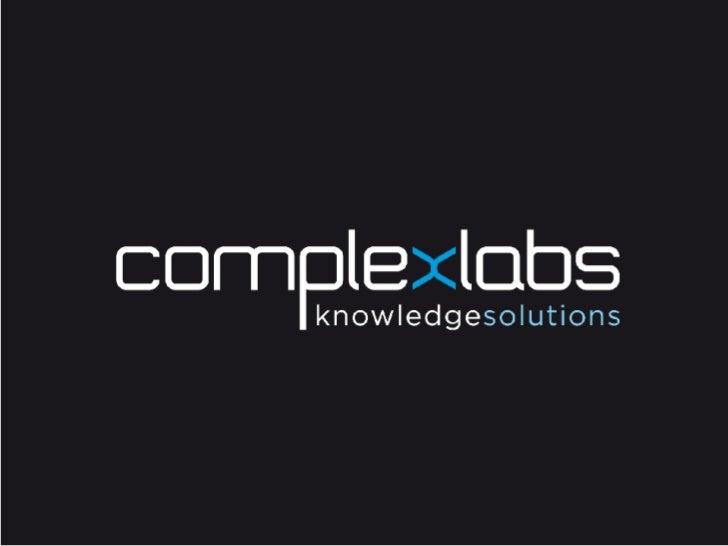 ¿ QUIÉNES SOMOS?El plan de servicios y negocio de Complex Labs gira en torno a diferentes técnicas a caballo dela ingenier...