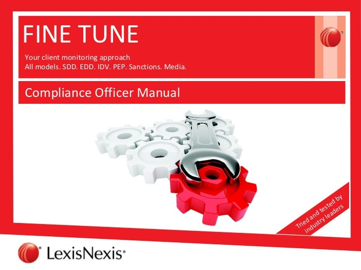 Compliance Officer Manual