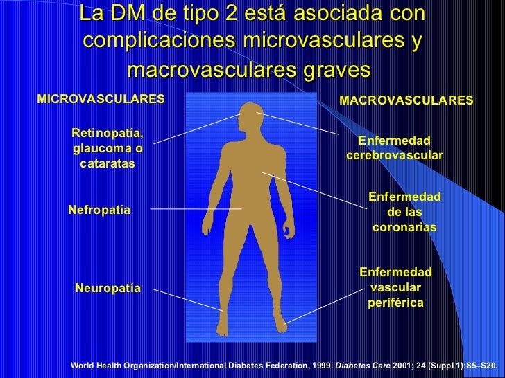 Complicaciones CróNicas De La Diabetes Mellitus