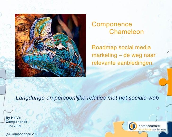 Componence                                       Chameleon                                    Roadmap social media        ...