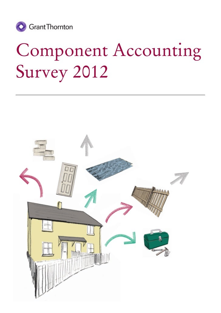 Component AccountingSurvey 2012