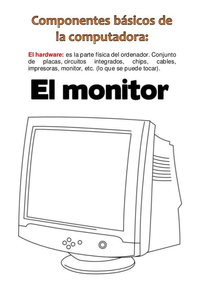 Componentes B Sicos De La Computadora