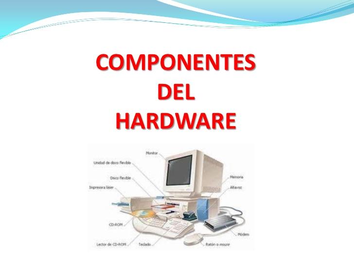 componentes del hardware 1