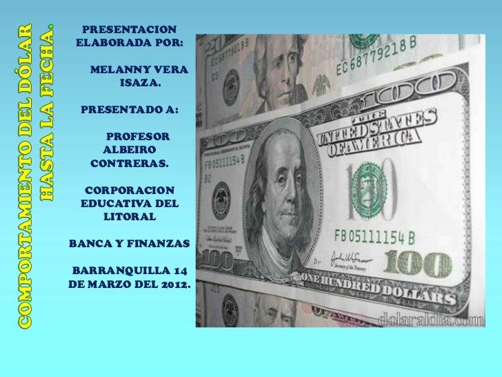 PRESENTACION ELABORADA POR:   MELANNY VERA       ISAZA. PRESENTADO A:     PROFESOR     ALBEIRO   CONTRERAS.  CORPORACION E...