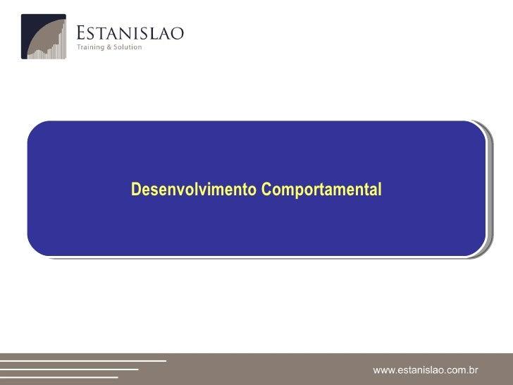 Desenvolvimento Comportamental