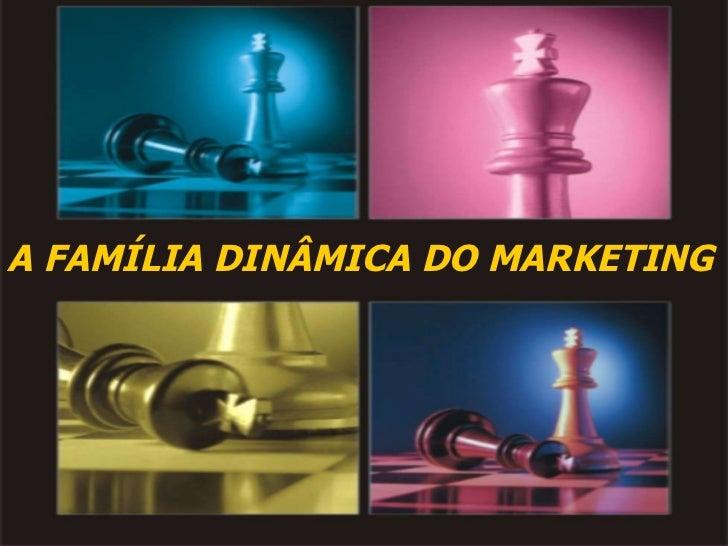 www.nelsoneduardonet.hpg.com.br A FAMÍLIA DINÂMICA DO MARKETING