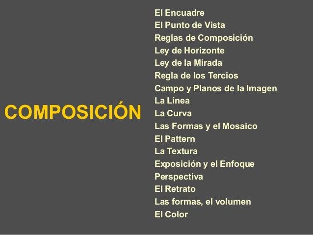 COMPOSICION FOTOGRAFICA PDF DOWNLOAD