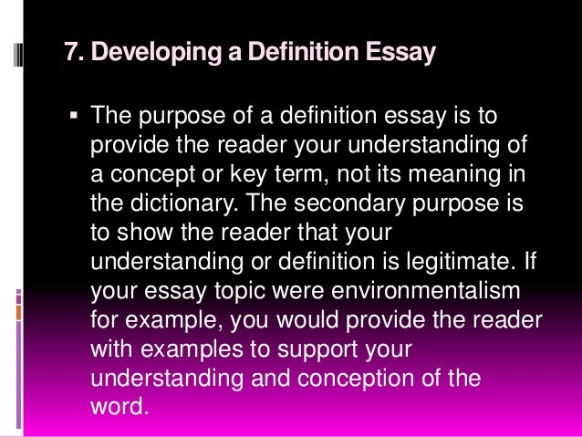 defining humanities essay This lesson explains what it is to write a compare and contrast essay for the student who needs to describe two subjects, a compare and contrast.