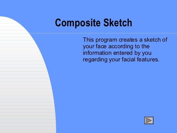 Composite Sketch