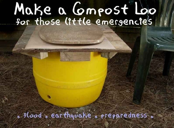 How to make a Compost loo