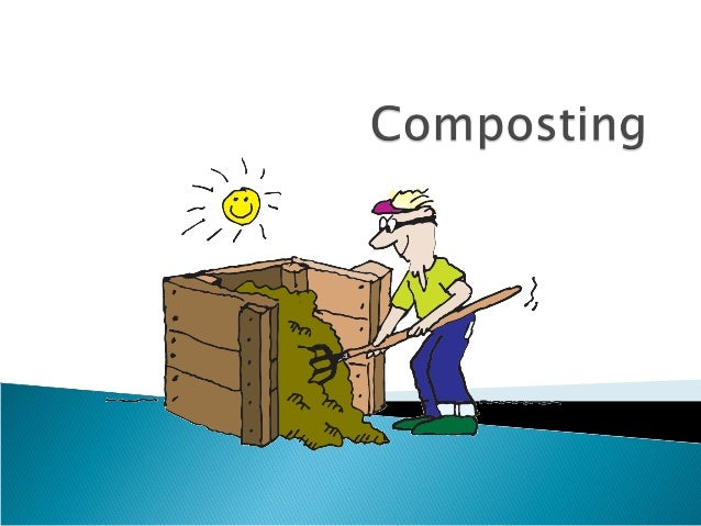 Compost, science behind it and the how and why of doing it