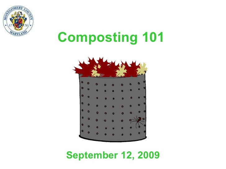 Home composting - Ana