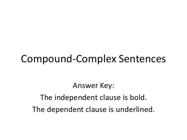 All Worksheets Compound Complex Sentence Worksheets Printable – Compound and Complex Sentence Worksheets
