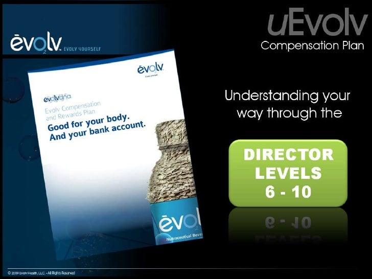 Evolv Compensation Plan - Director