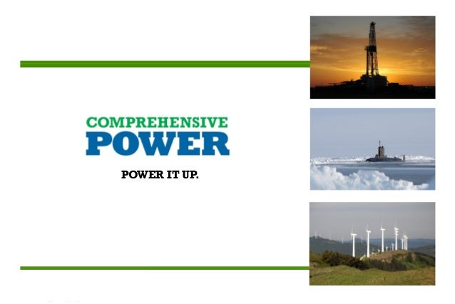 Comprehensive Power Introduction Sep2013