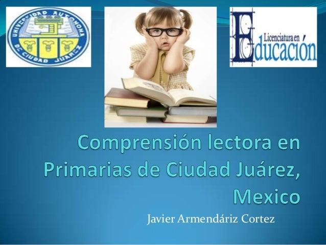 Javier Armendáriz Cortez