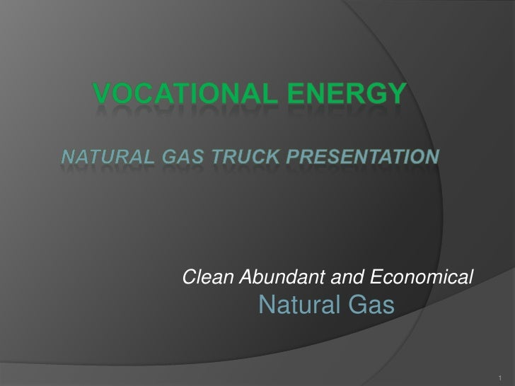 Compressed natural gas for waste collection vehicles