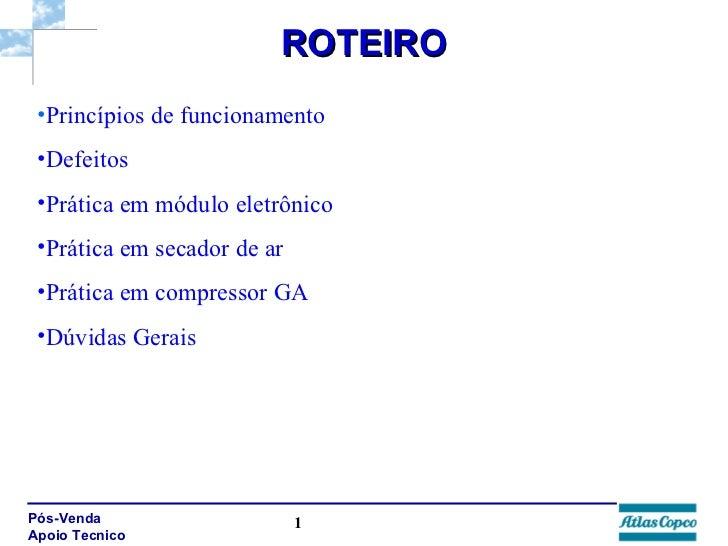 ROTEIRO <ul><li>Princípios de funcionamento </li></ul><ul><li>Defeitos </li></ul><ul><li>Prática em módulo eletrônico </li...