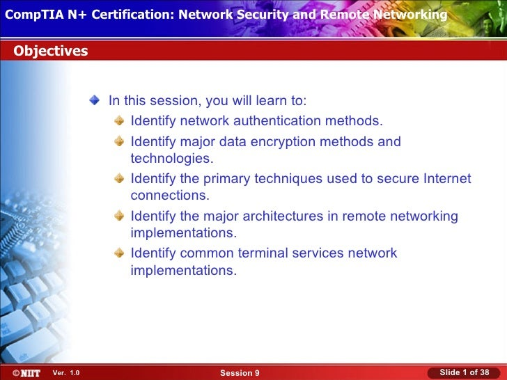 CompTIA N+ Certification: Network Security and Remote Networking Installing Windows XP Professional Using Attended Install...