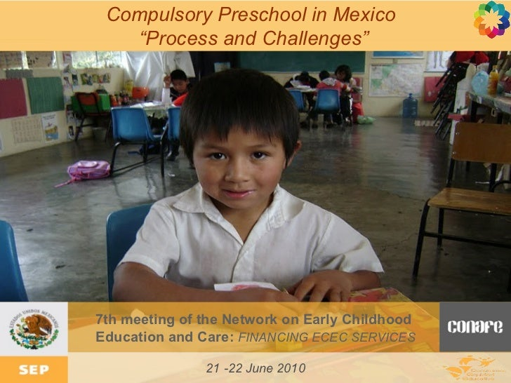 Compulsory Pre-School in Mexico - Process and Challenges