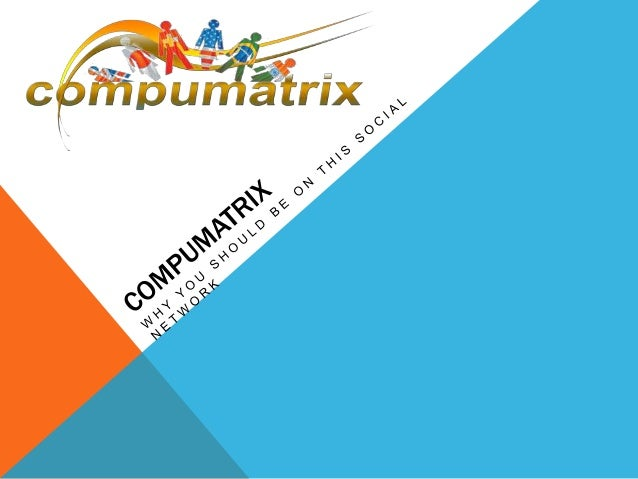 PRODUCTIVITY SHAREMembers in the United Statesproduced $62,746,135.00amount of work online atCompumatrix since 2006.Each d...
