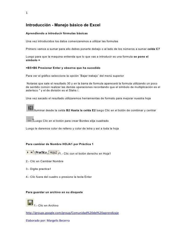 Computación ii. objetivo1.excel basicov2