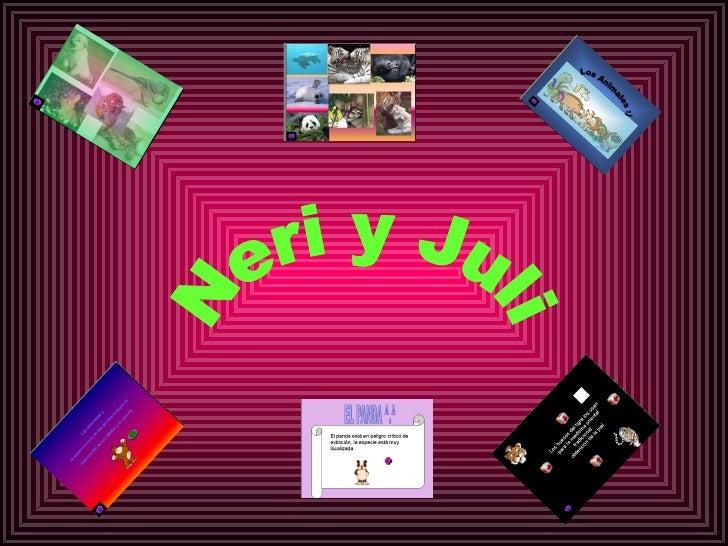 Neri y Juli