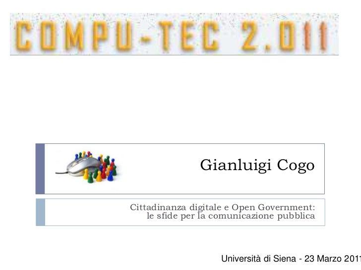 Computec 2011