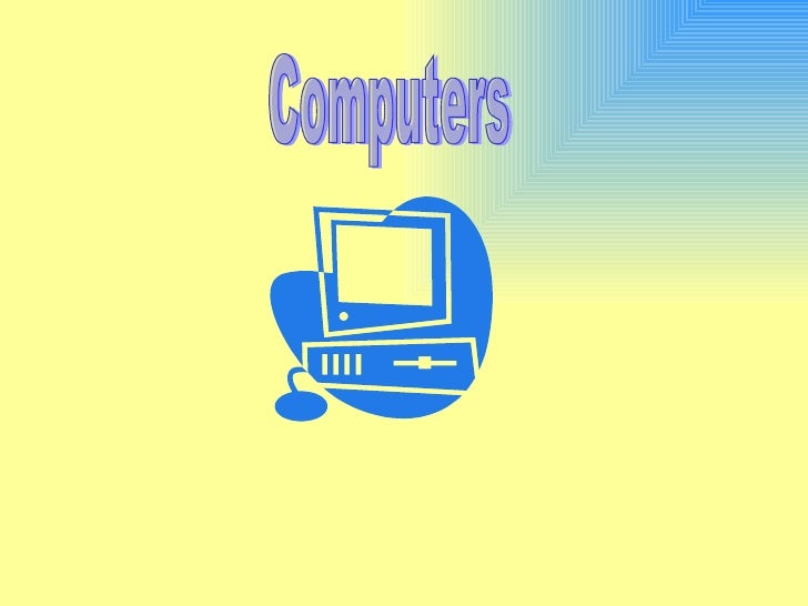 Computer Types                            What is a computer?A computer is an electronic device that executes the instruct...