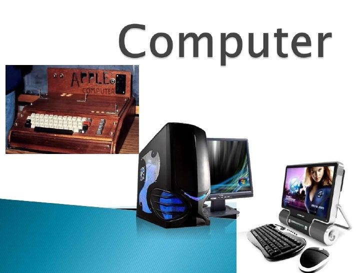 Computer<br />