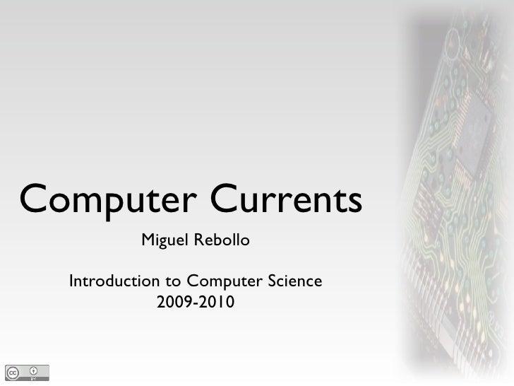 Computer Currents