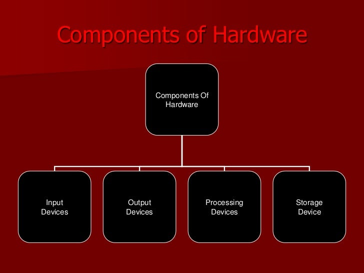 hardware and software essay